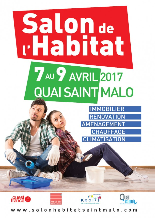 Salon de l 39 habitat 2017 emeraude habitation for Salon de l habitat 2017